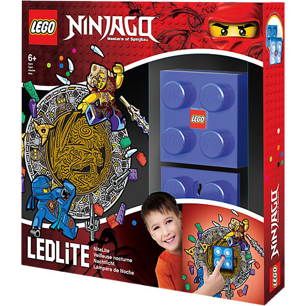 Wandlicht LEGO Ninjago Jay, LEGO Ninjago   myToys