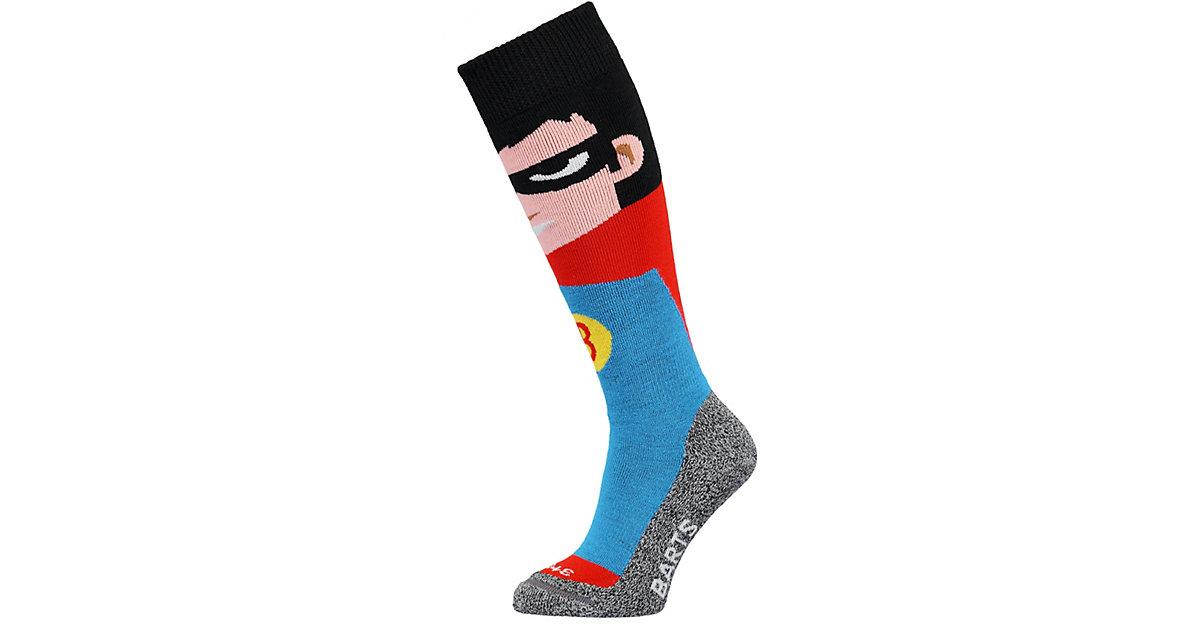 Socken für Jungen rot Gr. 31-34 Mädchen Kinder
