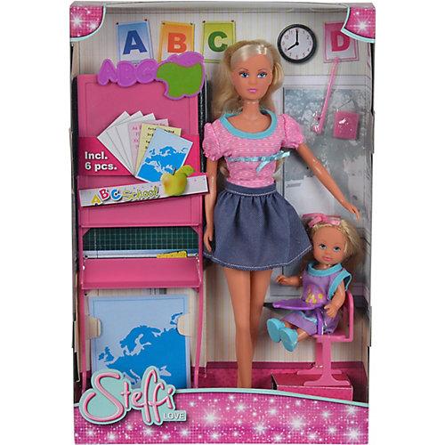 """Игровой набор с куклами Simba """"Steffi Love"""" Штеффи -учитель и Еви - ученица от Simba"""