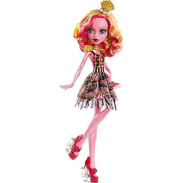 "Monster High ""Schaurig schöne Show"" Gooliope Jellington"