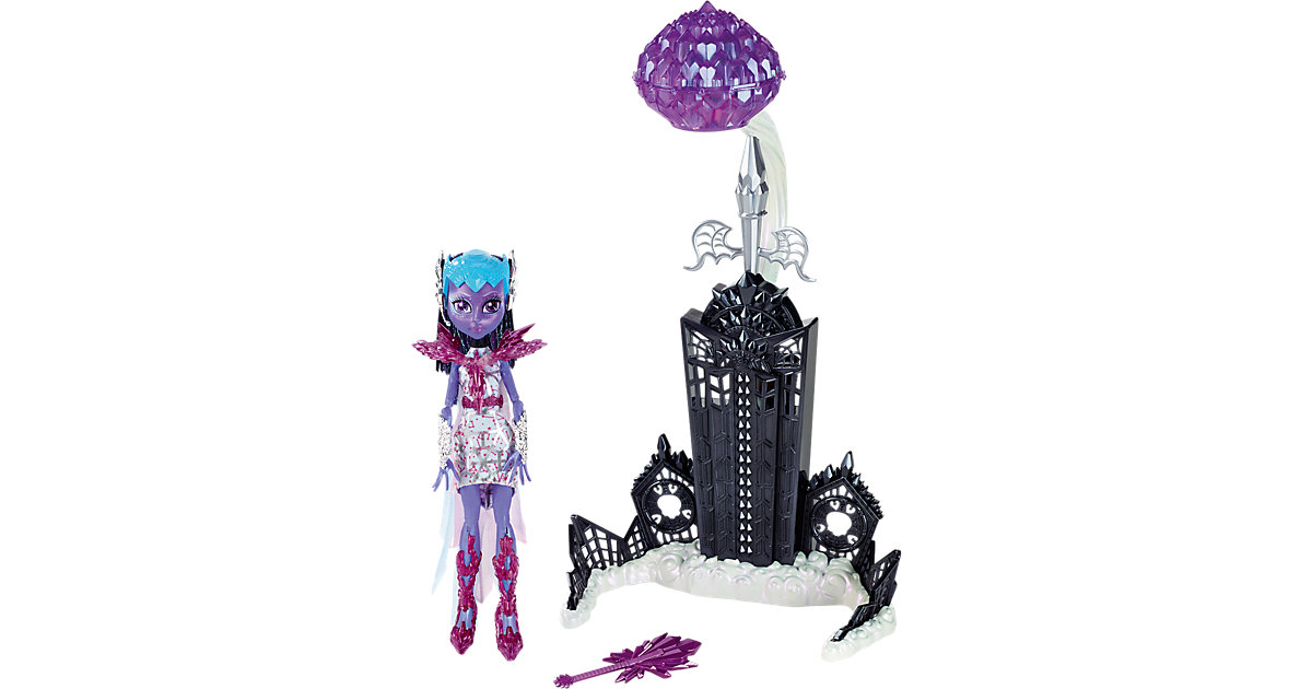 Mattel · Monster High ´´Buh York. Buh York´´ Kometen-Schwebestation & Astranova