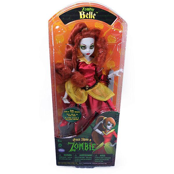 """Кукла """"Зомби: Белль"""", WowWee"""
