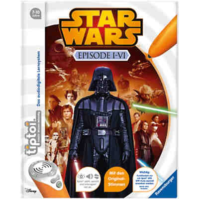 tiptoi®: Star Wars Episode I-VI