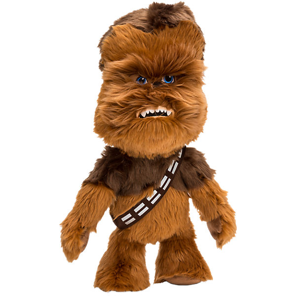 Velboa-Samtplüsch Chewbacca Star Wars, 45 cm, Star Wars