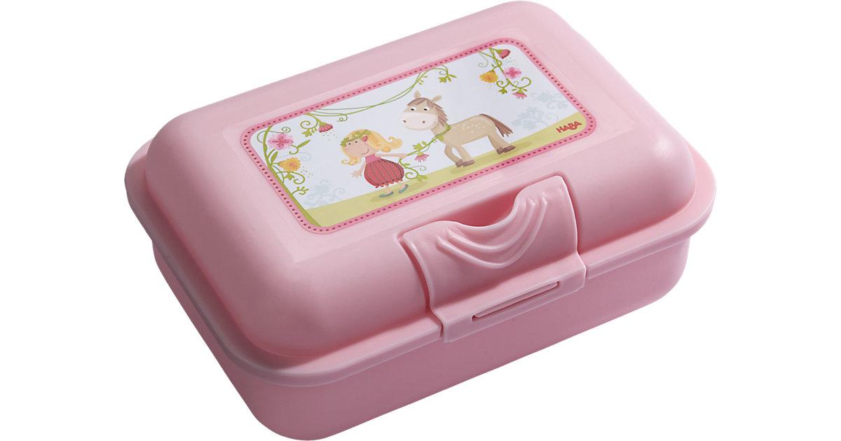 Brotdose Vicki & Pirli rosa | Küche und Esszimmer > Aufbewahrung | Haba