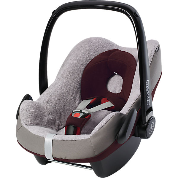 Sommerbezug f r pebble cool grey maxi cosi mytoys for Housse maxi cosi