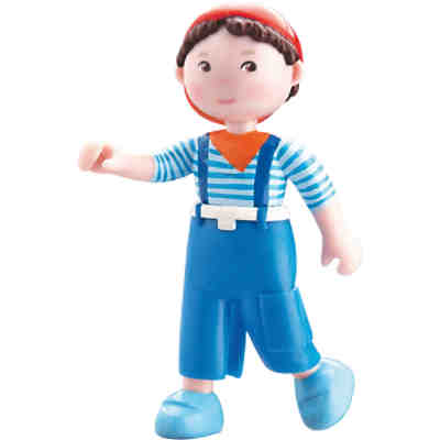 HABA 300516 Little Friends Puppe Matze 10cm