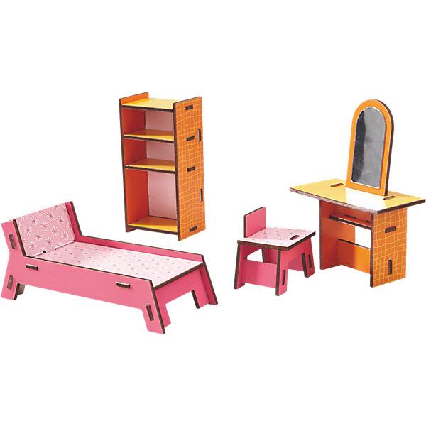 HABA 300510 Puppenhaus Little Friends Möbel Kinderzimmer, Haba | myToys
