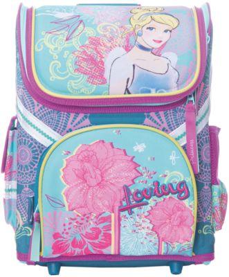 Школьный ранец-трансформер Золушка с EVA-спинкой, Принцессы Дисней