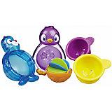Игрушки для ванной Морские животные 2шт, Munchkin