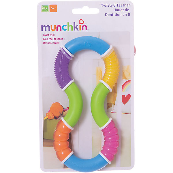 Игрушка  прорезыватель твистер, Munchkin