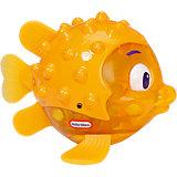 """Игрушка для ванны Little Tikes Блестящая бухта """"Рыбка огонек: иглобрюх"""""""