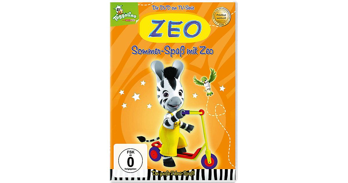 DVD ZEO - Sommer-Spaß mit ZEO