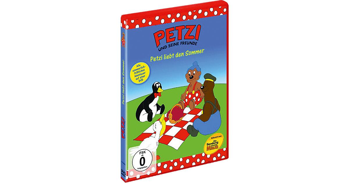 DVD Petzi und seine Freunde - Petzi liebt den Sommer Hörbuch