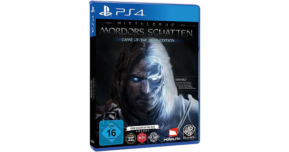 PS4 Mittelerde: Mordors Schatten (GOTY Edition)