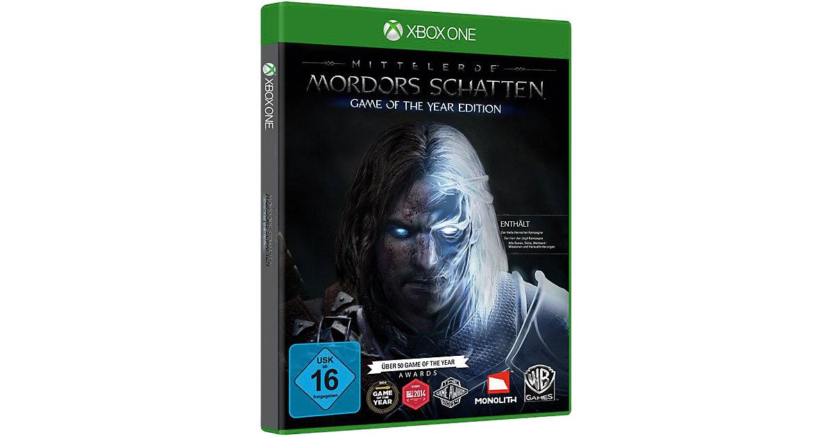 XBOXONE Mittelerde: Mordors Schatten (GOTY Edit...