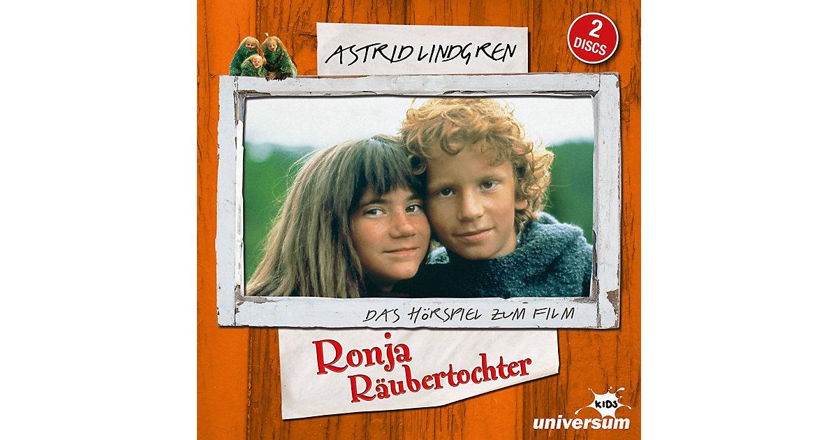 CD Astrid Lindgren - Ronja Räubertochter (Hörspiel zum Film) Hörbuch
