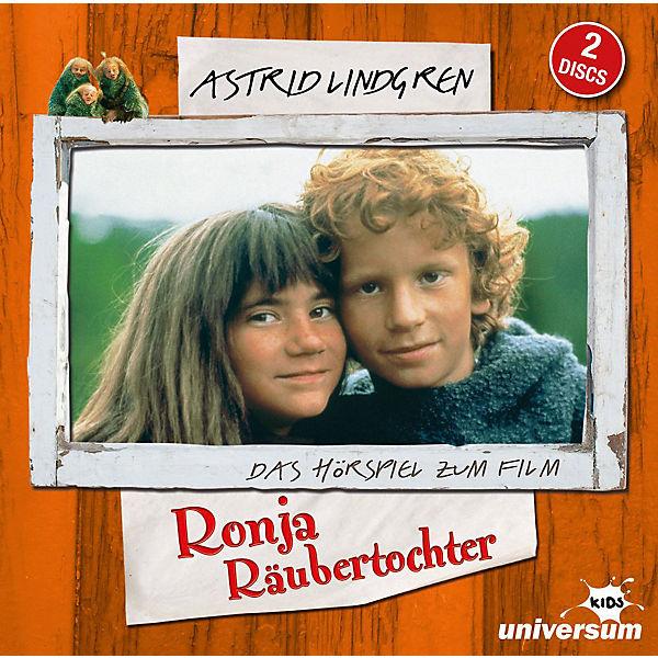 Cd Astrid Lindgren Ronja Raubertochter Horspiel Zum Film