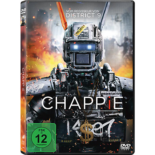 Sony DVD Chappie