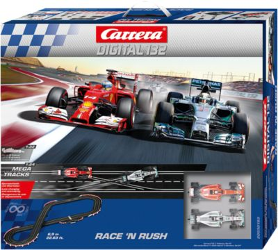 Carrera Digital 132 30183 Race ´n Rush