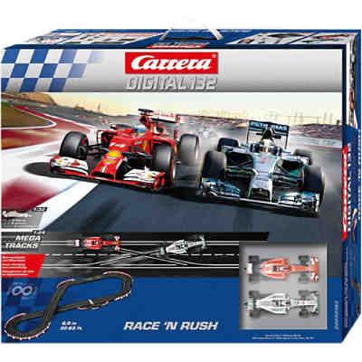 Carrera Digital 132 30183 Race 'n Rush