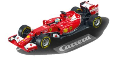 Carrera Digital 132 30734 Ferrari F14 T ´´F.Alonso, No.14´´