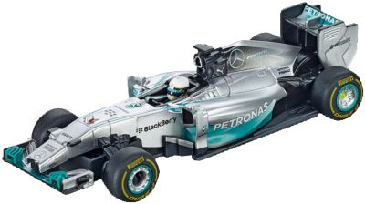 Carrera Digital 143 41383 Mercedes-Benz F1 W05 Hybrid ´´L.Hamilton, No.44´´