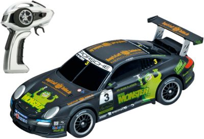 Carrera RC 143 Porsche GT3 CUP ´´MONSTER´´