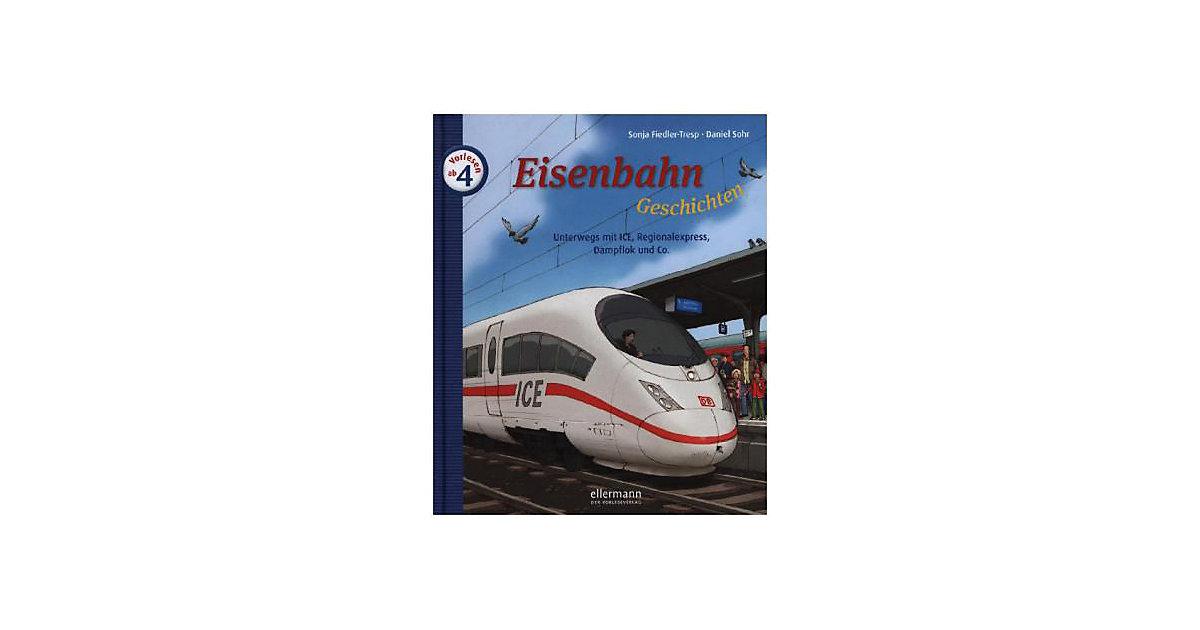 Eisenbahngeschichten: Unterwegs mit ICE, Region...