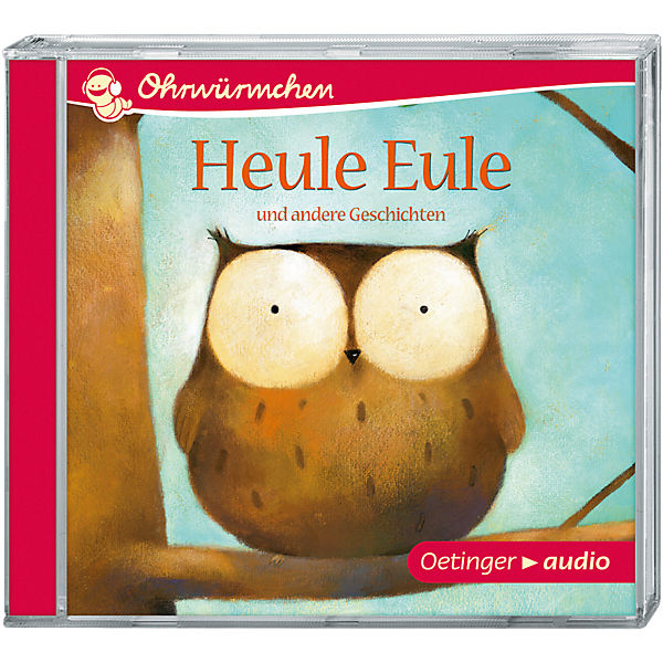 Heule Eule, 1 Audio-CD