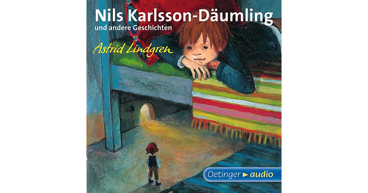 Nils Karlsson-Däumling und andere Geschichten, ...