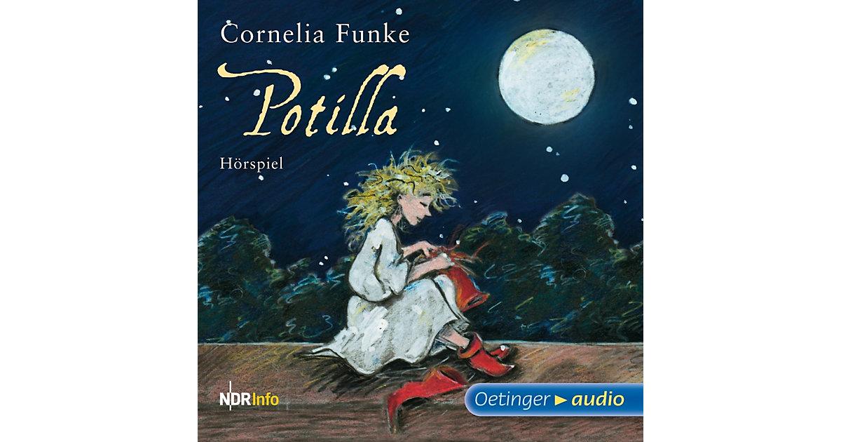 Potilla, Audio-CD