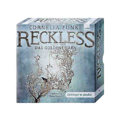 Reckless: Das goldene Garn, 11 Audio-CDs