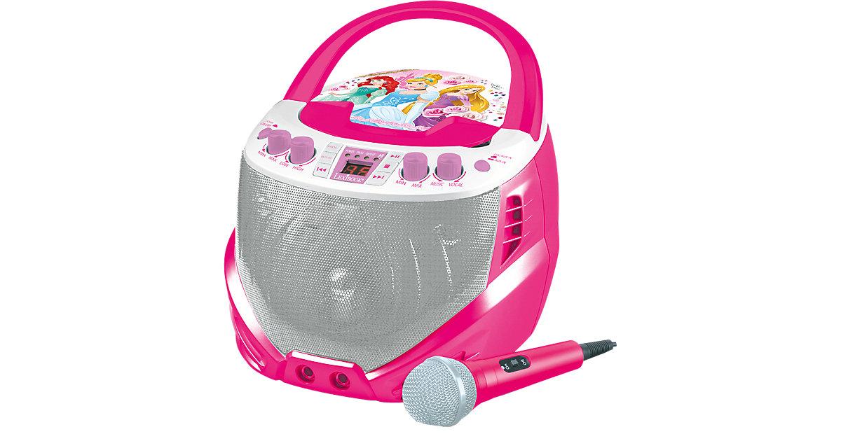 Disney Princess CD-Player mit Karaoke