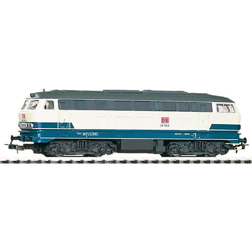 PIKO Spur H0 - Diesellok BR 218 beige/blau DB AG V Sale Angebote Pinnow-Heideland