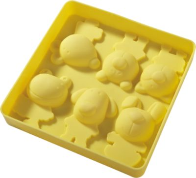 Silikon-Eisform Süße Freunde