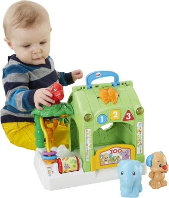 Fisher-Price - Lernspaß Zoo