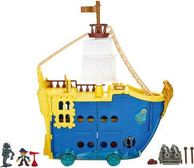 Jake und die Nimmerland Piraten - Magnus Colossus