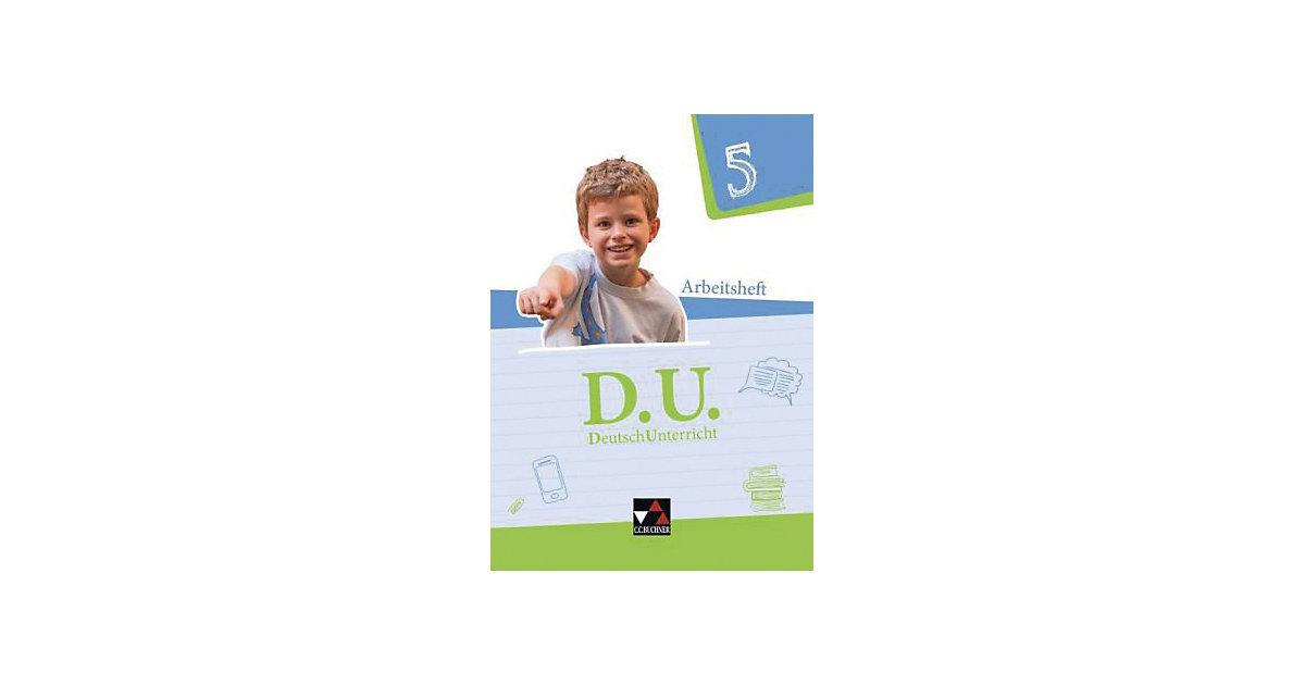 D.U. - DeutschUnterricht: 5. Schuljahr, Arbeits...