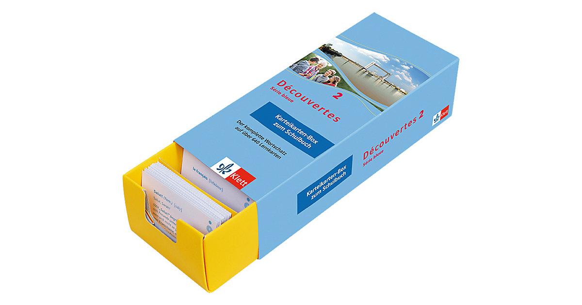 Découvertes - Série bleue: Vokabel-Lernbox zum ...