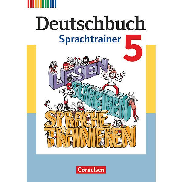 Deutschbuch Fördermaterial Neubearbeitung 5 Schuljahr