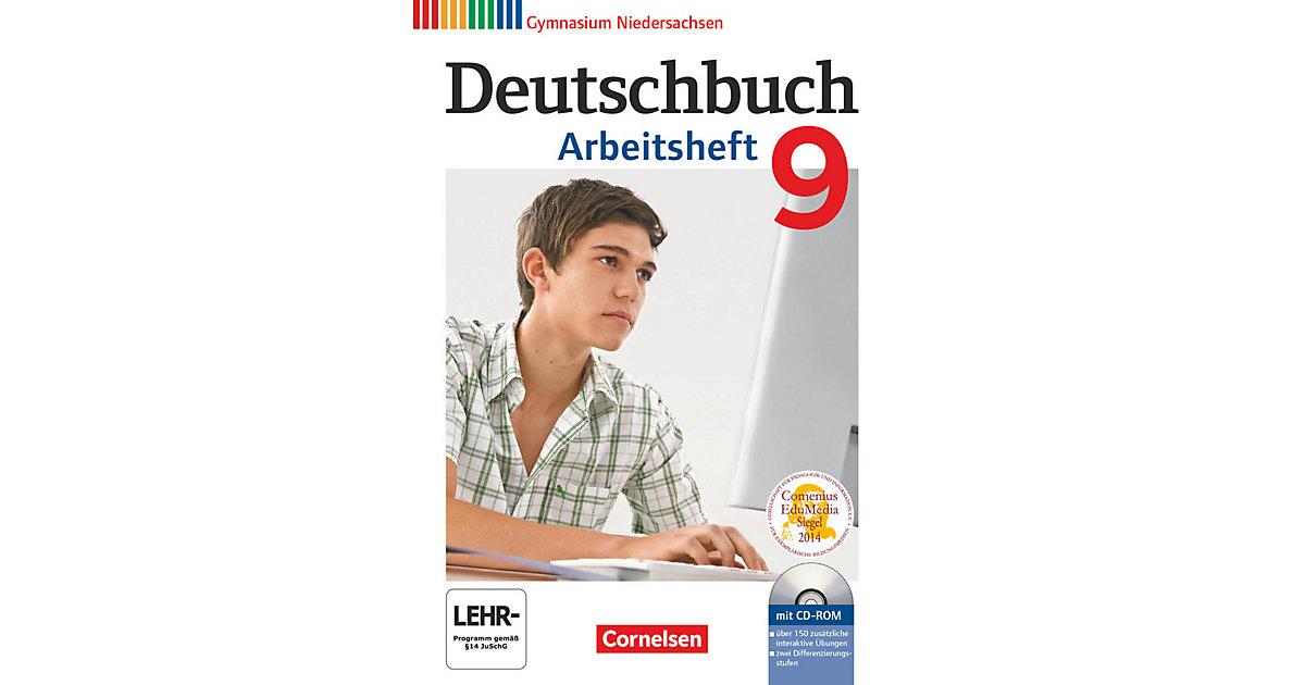 Deutschbuch, Gymnasium Niedersachsen: 9. Schulj...