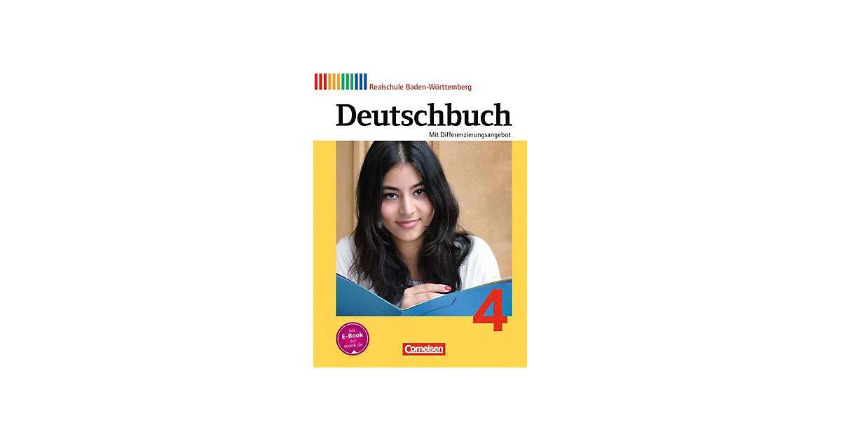 Deutschbuch, Realschule Baden-Württemberg, Neub...