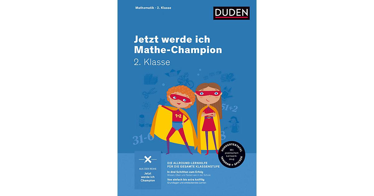 Duden Wissen - Üben - Testen: Mathematik 2. Klasse