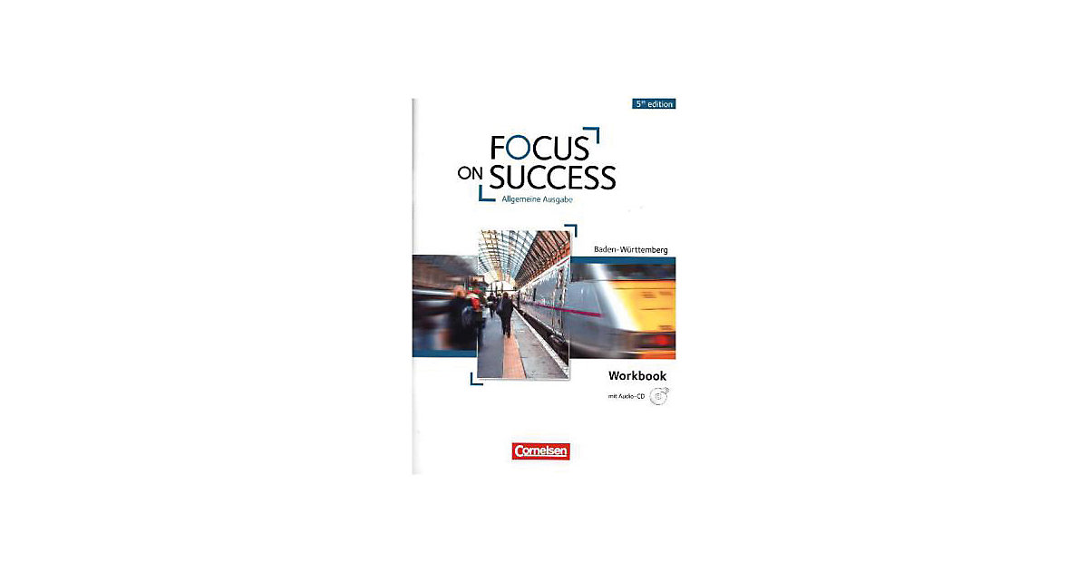 Focus on Success - 5th Edition - Ausgabe Baden-...