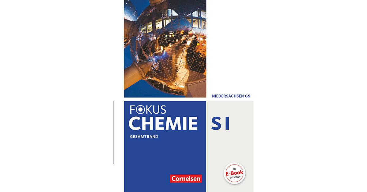 Fokus Chemie, Gymnasium Niedersachsen, Neubearb...