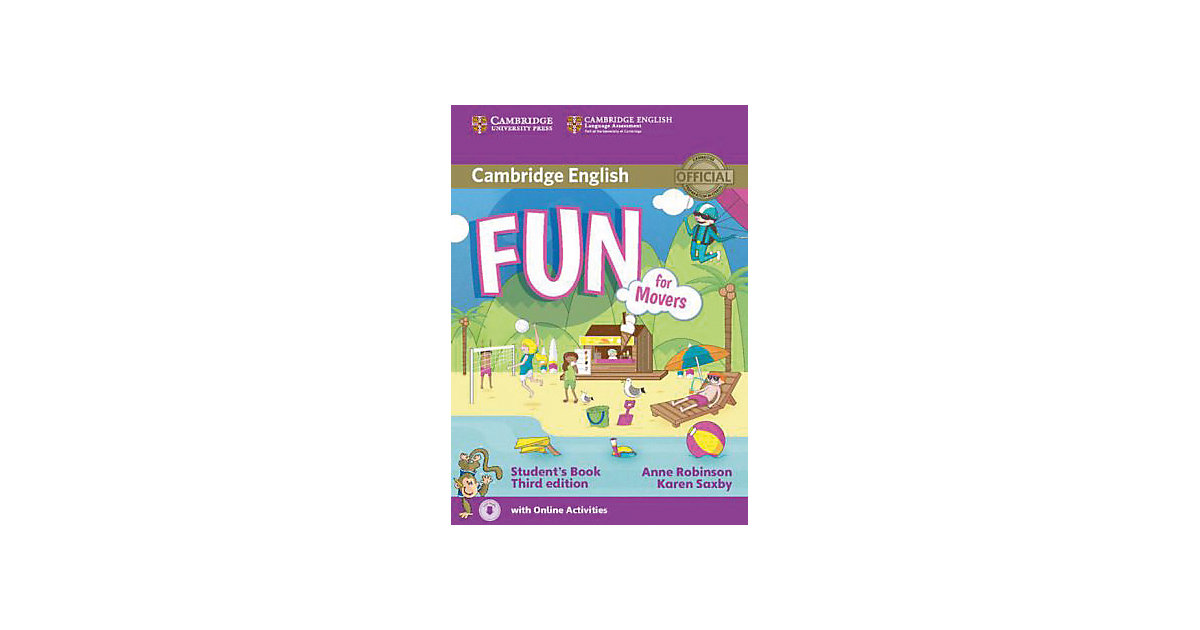 Fun for Movers (Third Edition): Student´s book ...