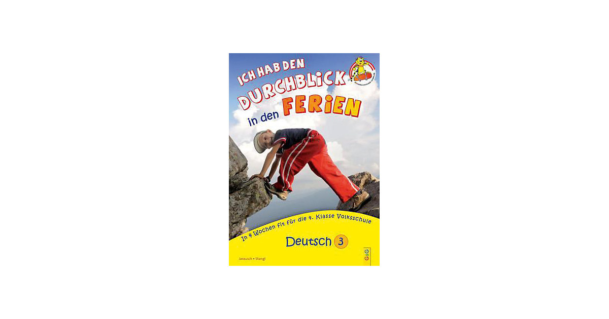Ich hab den Durchblick in den Ferien - Deutsch 3