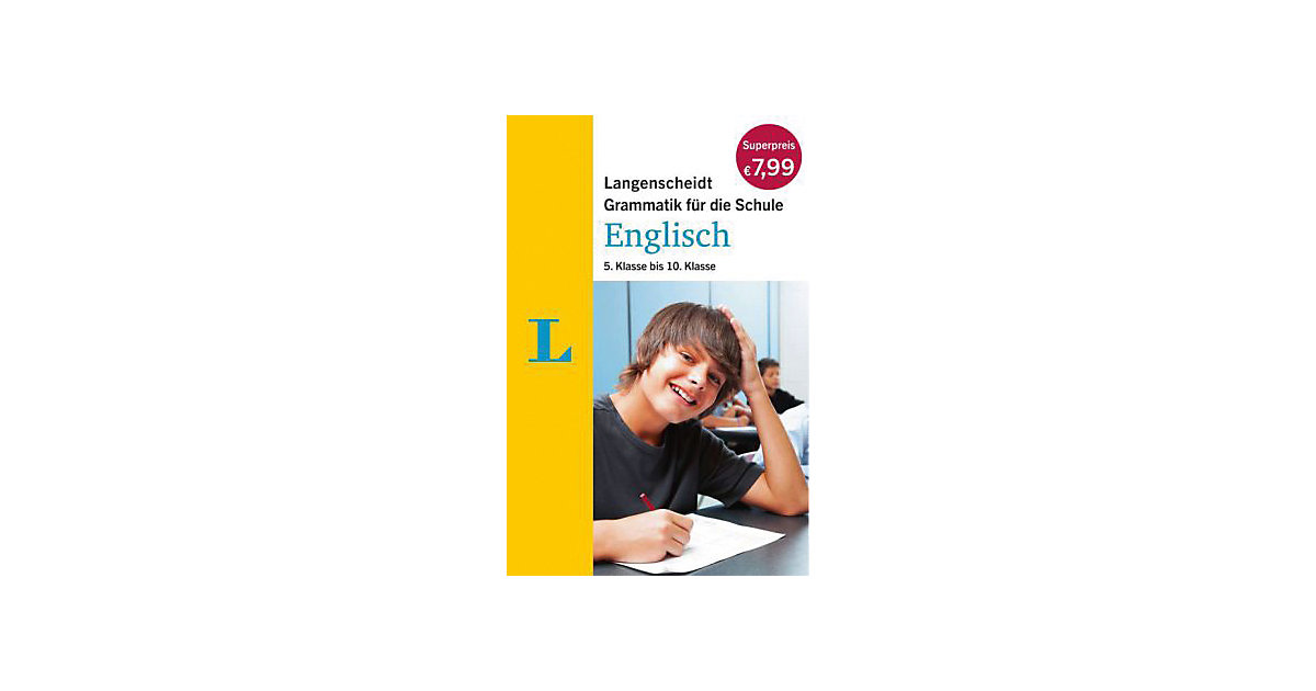 Langenscheidt Englisch die Schule Kinder