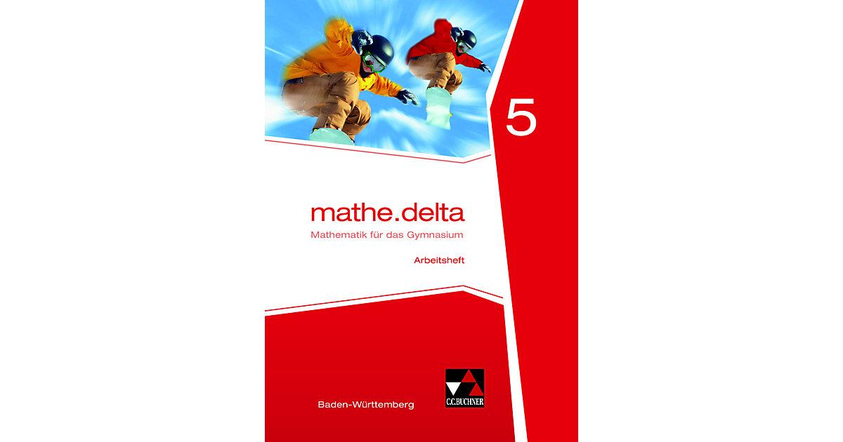 mathe.delta, Ausgabe Baden-Württemberg (G8): 5. Schuljahr, Arbeitsheft